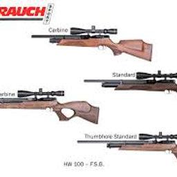 Weihrauch HW 100 S F.S.B. 5,5 mm