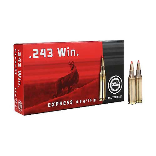 GECO EXPR. .243 WIN 4,9 G