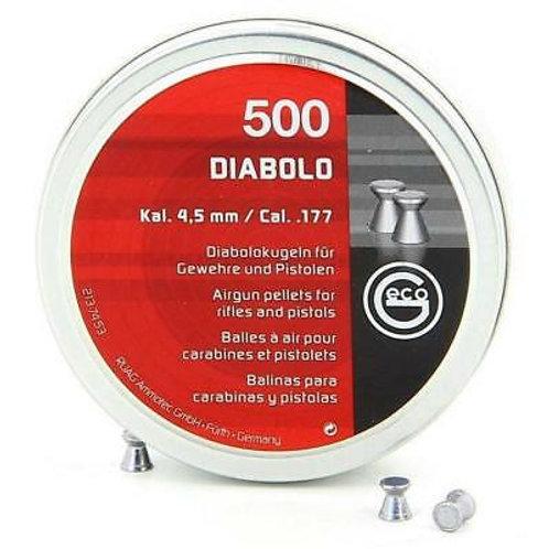 GECO DIABOLO 4,5 MM 500/1