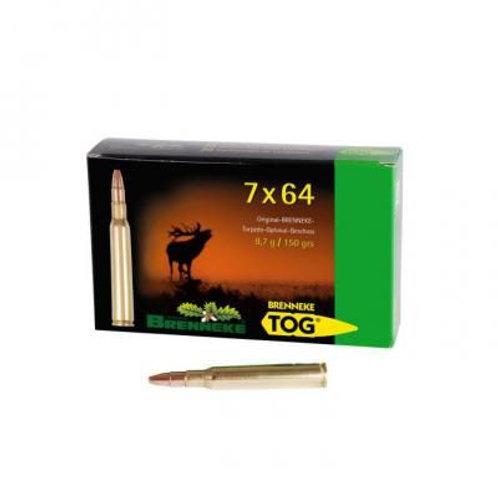 BRENNEKE 7X64 TOG 9,7 g