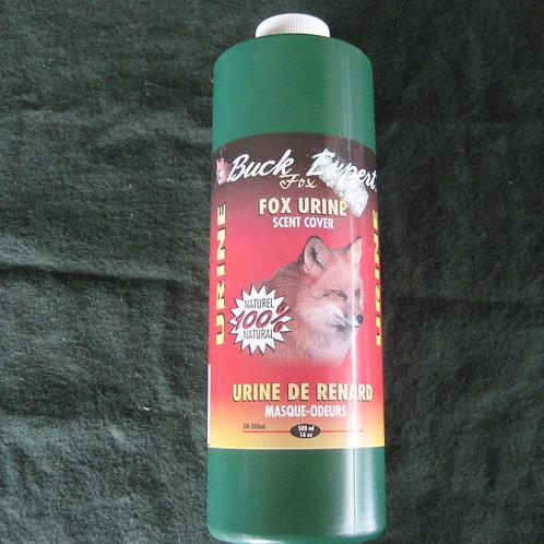BUCK EXPERT Urin (lisica) (500 ml)