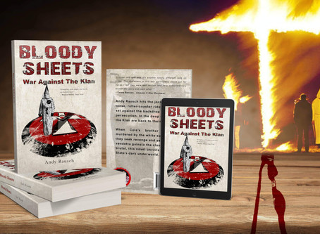 Book Review - Bloody Sheets: War Against The Klan (by Andy Rausch)