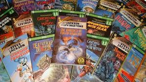 Become The Hero: why I loved the Fighting Fantasy 'choose your own adventure' books
