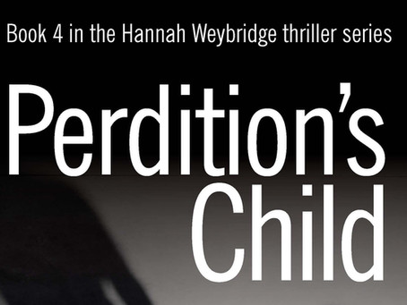 Book Review: Perdition's Child (by Anne Coates)