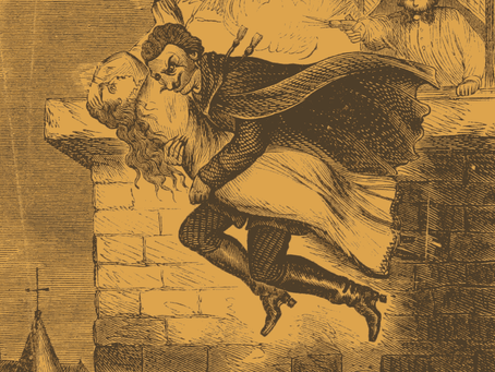 Two More Unsolved Mysteries: Lord Lucan & Spring-Heeled Jack