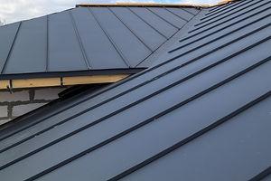 金属板屋根工事