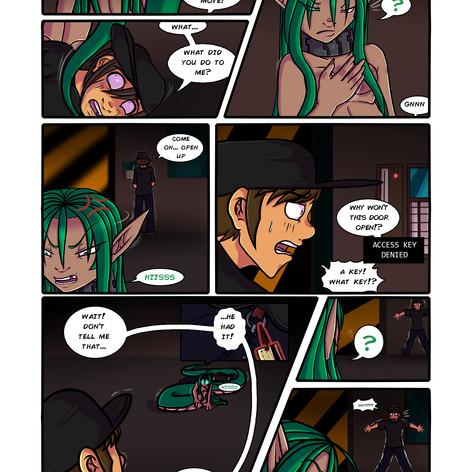 02- A snake revenge