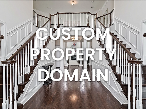 Custom Property Domain