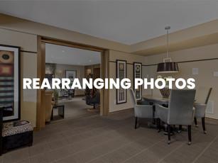 REARRANGING PHOTOS