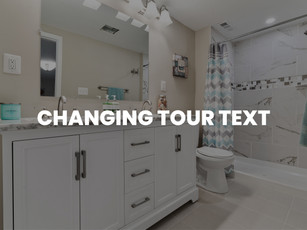 CHANGING TOUR TEXT