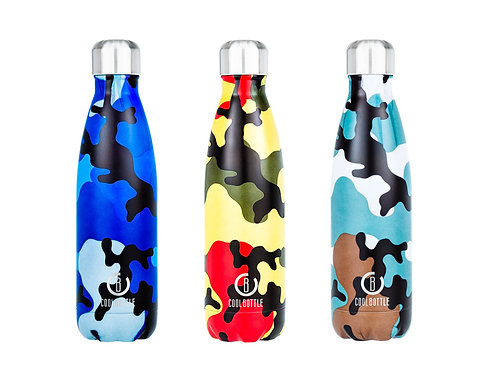 BeCoolBottle - Mimetic City - 500 ml