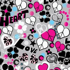 Peace hearts.