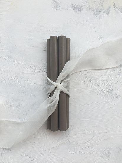 Warm Grey Sealing Wax