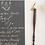 Thumbnail: Wooden Oblique Pen