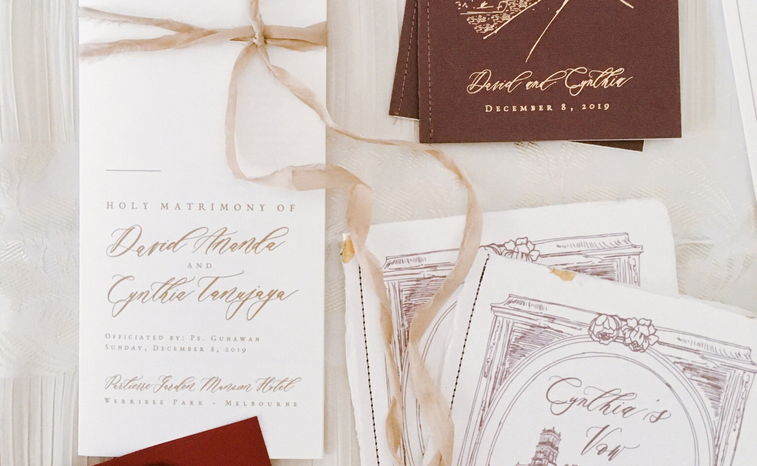 Calligraphy Stationeries