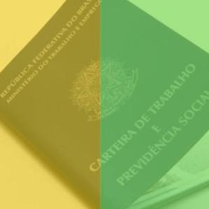 Carteira não poderá ter registro anterior na assinatura do Contrato Verde e Amarelo