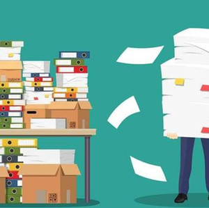 Posso jogar fora documentos originais  depois de digitalizados?