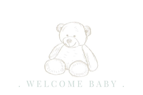 """Welcome Baby"""