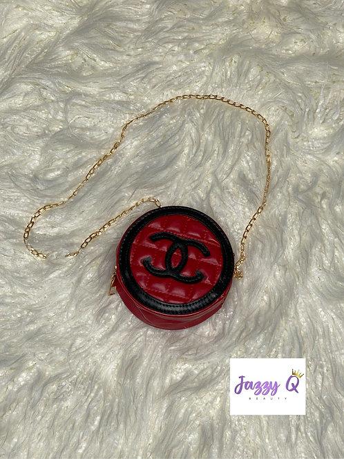 Red mini chanel