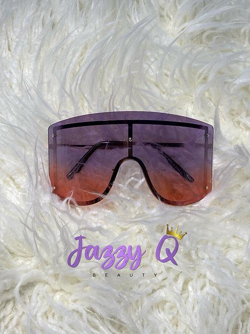 Purple Floss Shades