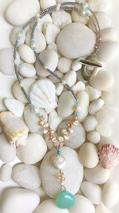Joyful Pearl Necklace