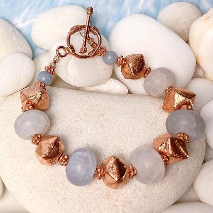 Copper Angel bracelet