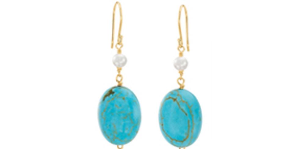 Beginner Jewelry-Easy Drop Earrings