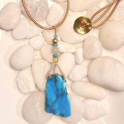 Swinging Turquoise 2