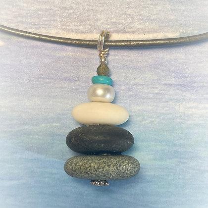 3 Beads on 3 Stones