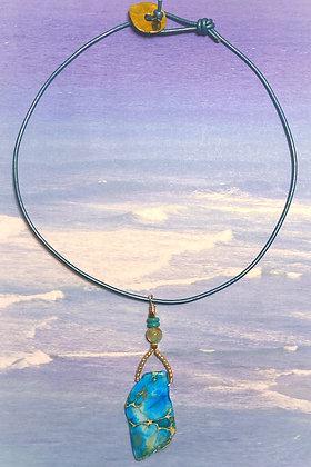 Swinging Turquoise