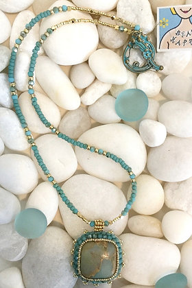 Delicate Earth Necklace