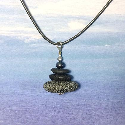 Tahitian Grey Cairn