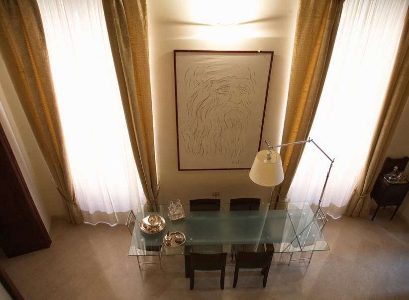 Salone storico Genova