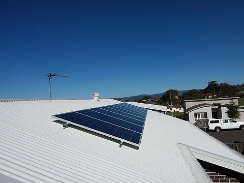 QUALITY SOLAR POWER INSTALLATION