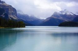 Maligne Lake, AB (2)