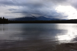 Lake Annette, Jasper AB