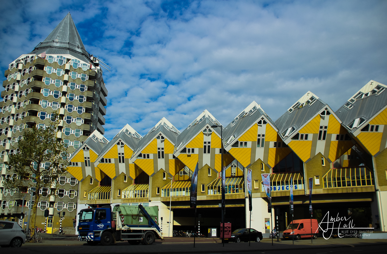 Cube Houses, Rotterdam_2018 (2 of 2)