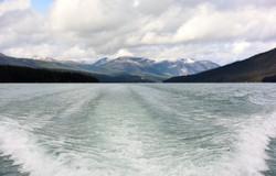 Maligne Lake, AB