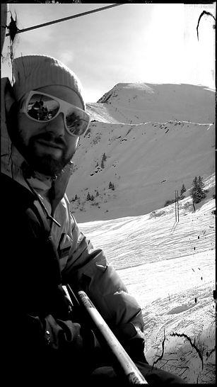 le ski, les copains...