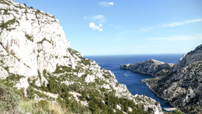 Morgiou - Escalader dans les Calanques de Marseille - Site de Varappe