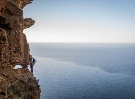 Cap Canaille - Grimpe dans les Calanques de Marseille - Site d'Escalade