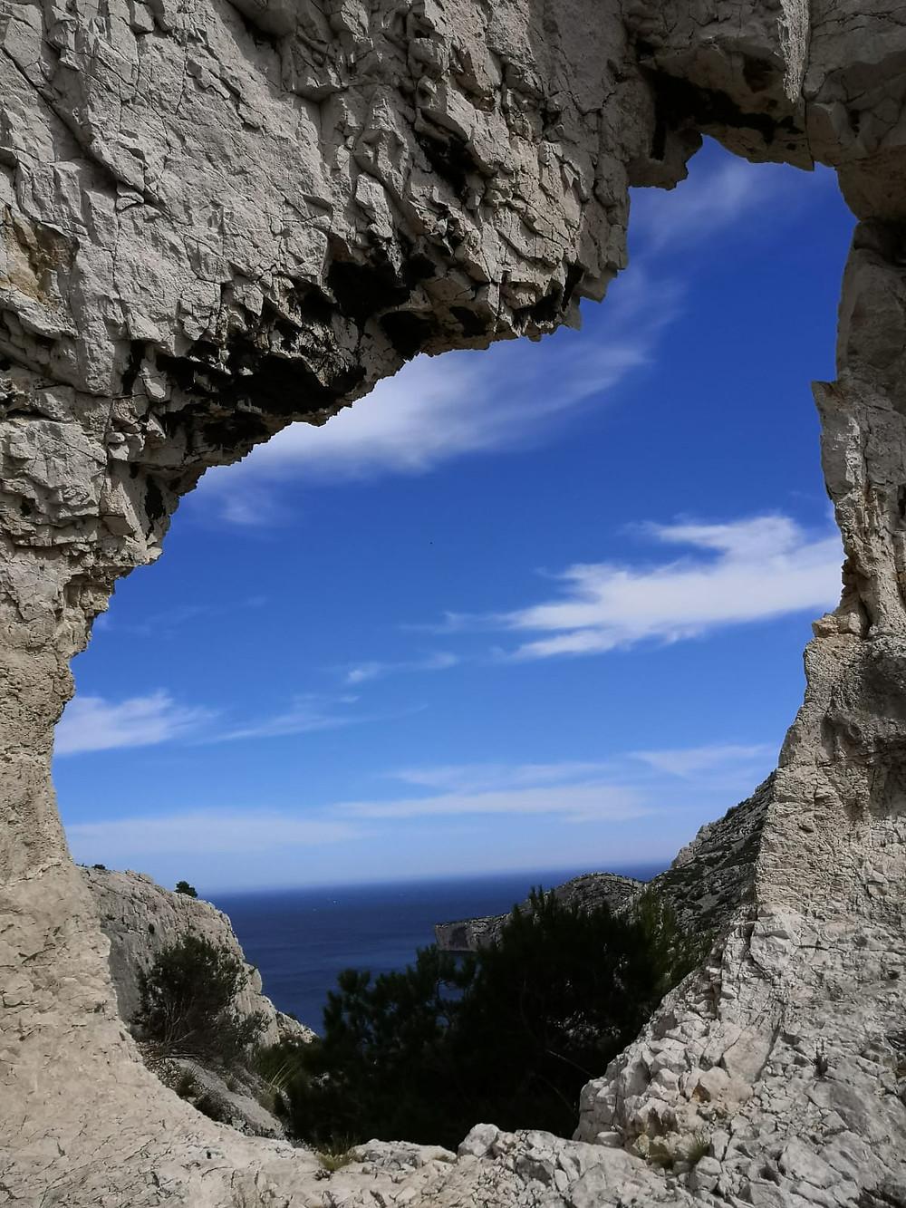 Secteur de la roche percée