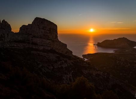 Les Goudes - Grimper dans les Calanques de Marseille - Site d'Escalade