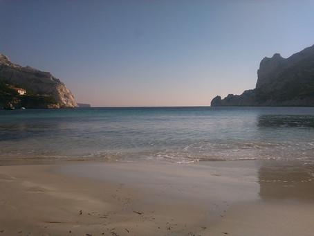 Météo - Choisir la falaise idéale dans  les Calanques de Marseille