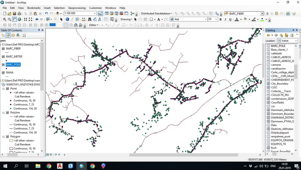 What's the difference between Arcmap and Arcgis pro?