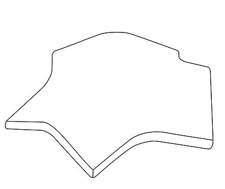 Concrete 3-Way Apex