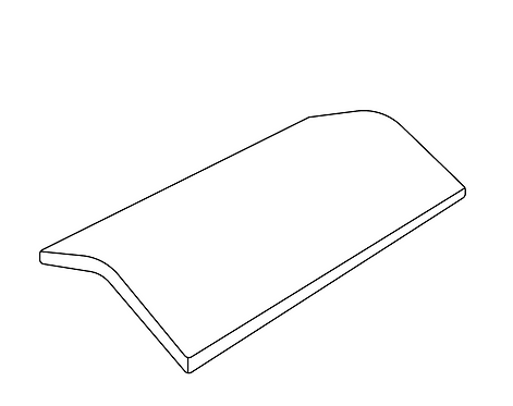 Concrete Standard Ridge