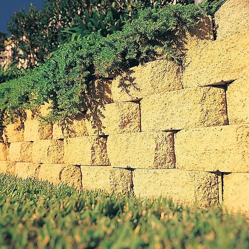 Sandstone Garden Wall System