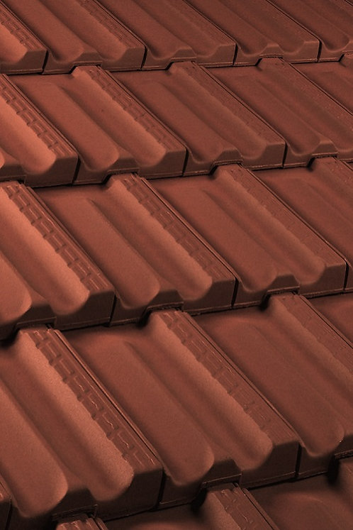 Boral French Jaffa Red Roof Tile