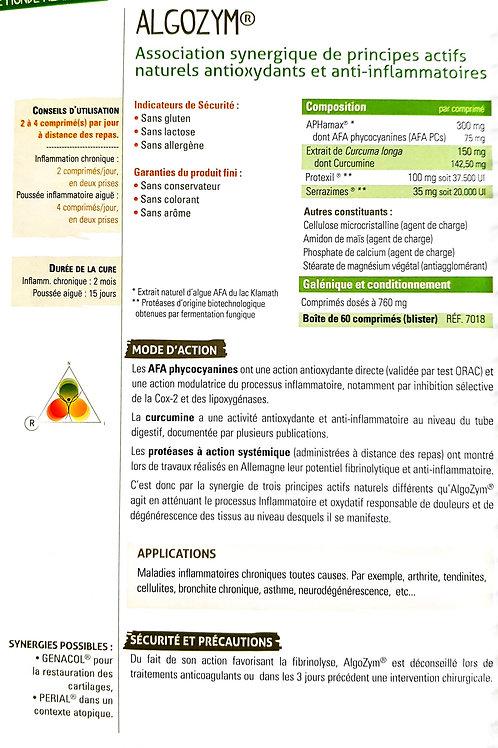 Algozym. Anti inflammatoire